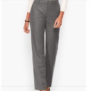 Talbots Wool-Blend Heritage Fit Trouser Pants